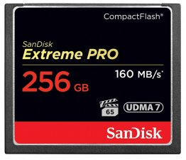 SDCFXPS-256G-X46, SanDisk Extreme Pro CF  CFXPS 256GB